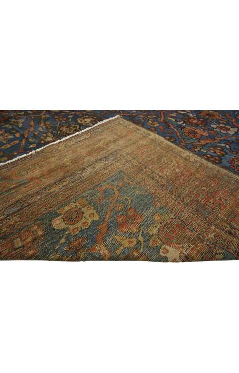 8 x 12 Antique Sultanabad Rug 72716