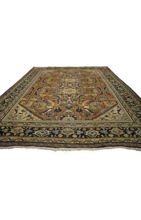 7 x 10 Antique Mahal Rug 72732