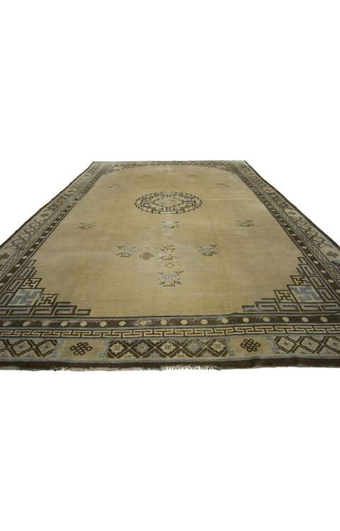 7 x 12 Antique Peking Rug 74038