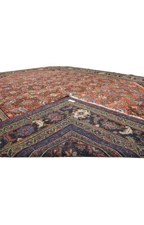9 x 12 Antique Mahal Rug 76926