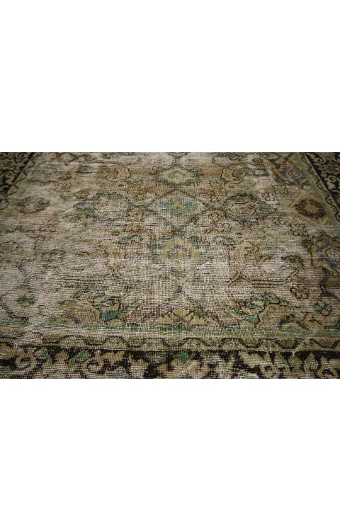 6 x 10 Antique Mahal  Rug 60681