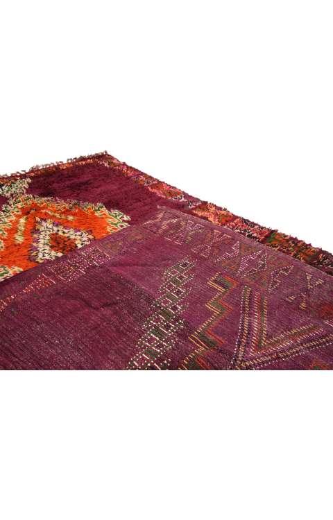 6 x 10 Vintage Moroccan Rug 20692