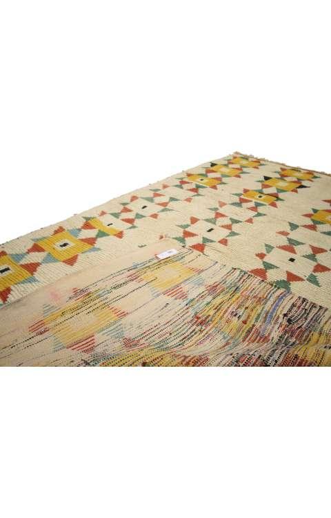 5 x 7 Vintage Moroccan Rug 20009