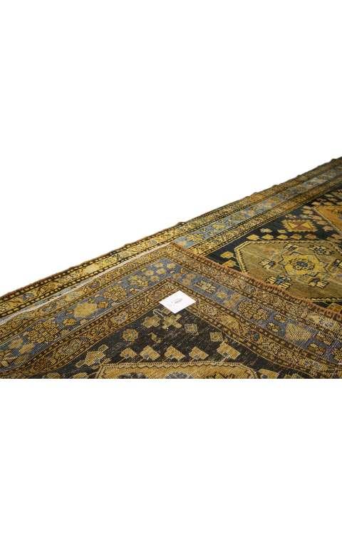 3 x 11 Antique Sarab Rug 73326