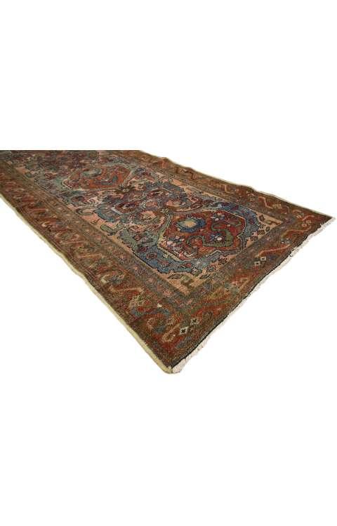 3 x 10 Antique Hamadan Rug 74475