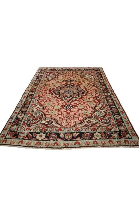 4 x 6 Persian Mahal Rug 75981