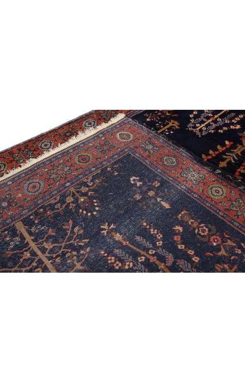 4 x 6 Antique Sarouk Rug 77208
