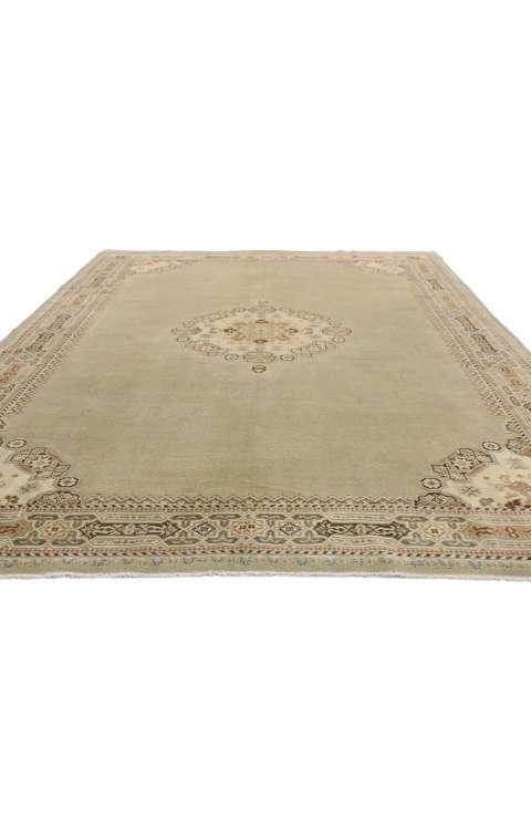 7 x 10 Antique Persian Malayer Rug 52495