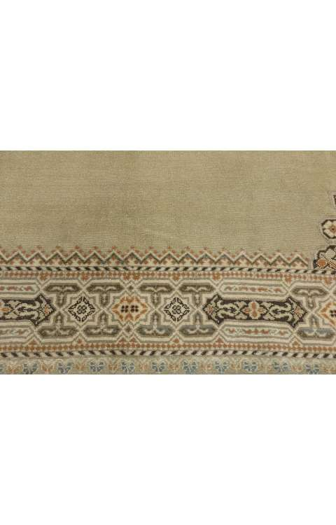 7 x 10 Antique Persian Malayer Rug 52495