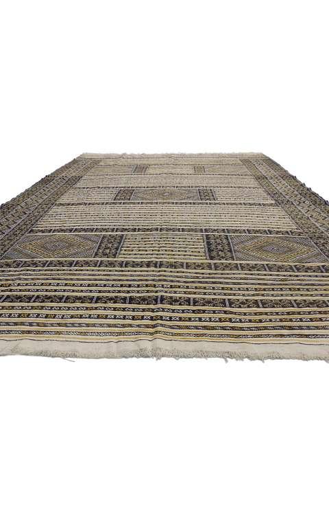 9 x 13 Moroccan Kilim Rug 20885