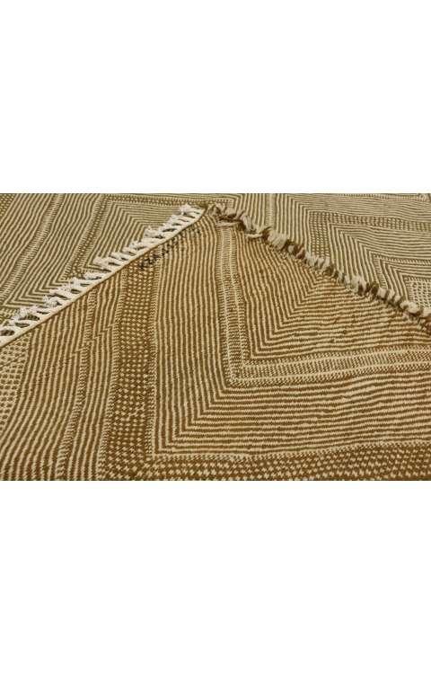 7 x 9 Vintage Moroccan Kilim Rug 20886
