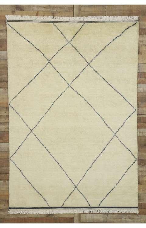 6 x 9 Moroccan Rug 30484