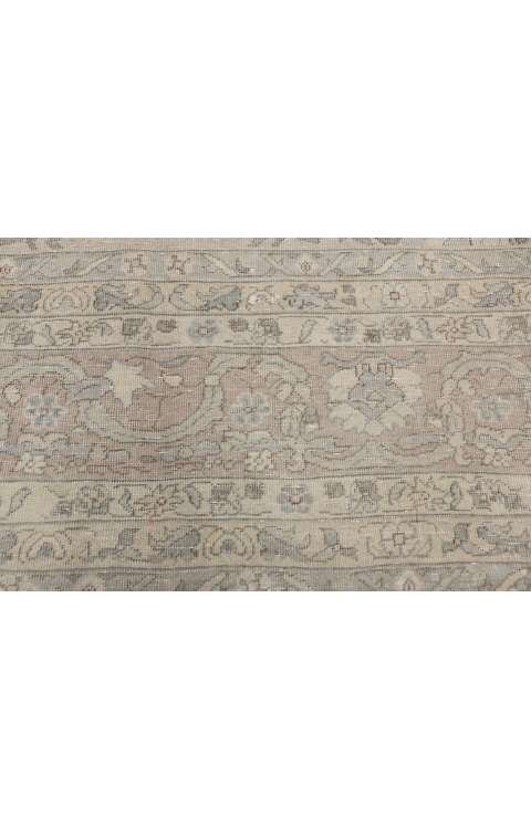 8 x 11 Antique Persian Tabriz Rug 52438