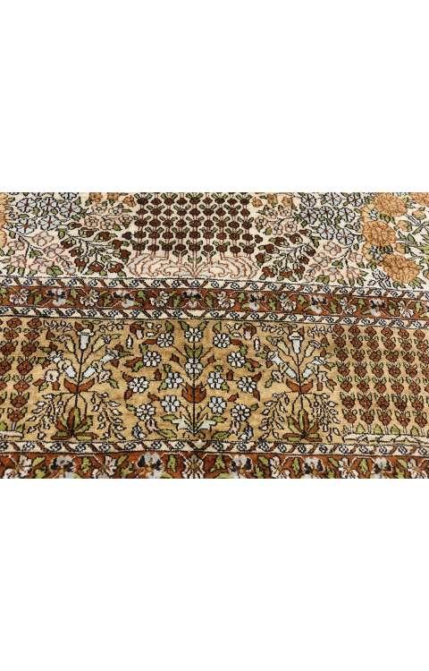 6 x 9 Vintage Kashmir Rug 77224