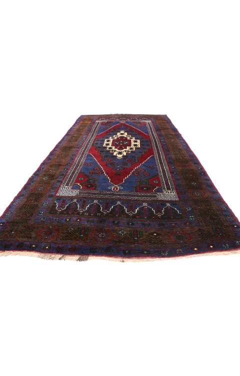 5 x 10 Vintage Oushak Rug 77226