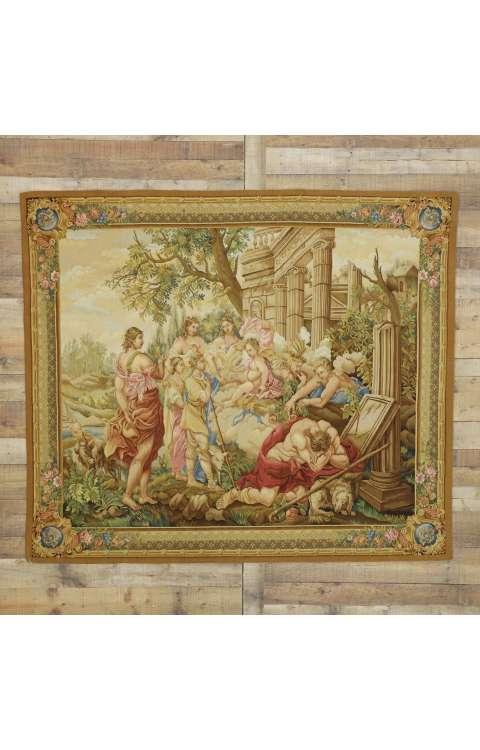 5 x 6 Tapestry Rug 73691