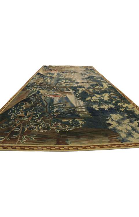 7 x 15 Antique Tapestry 77237