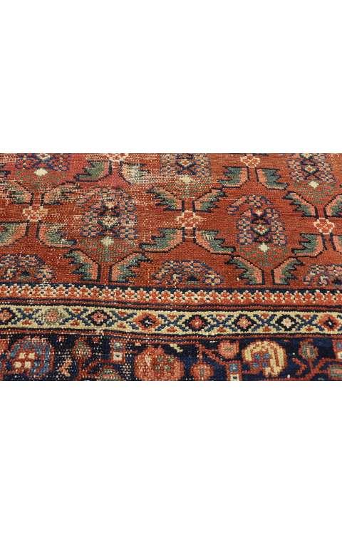 6 x 16 Antique Hamadan Rug 73169