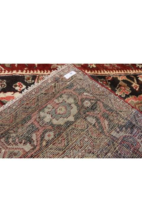 10 x 13 Antique Mahal Rug 76317