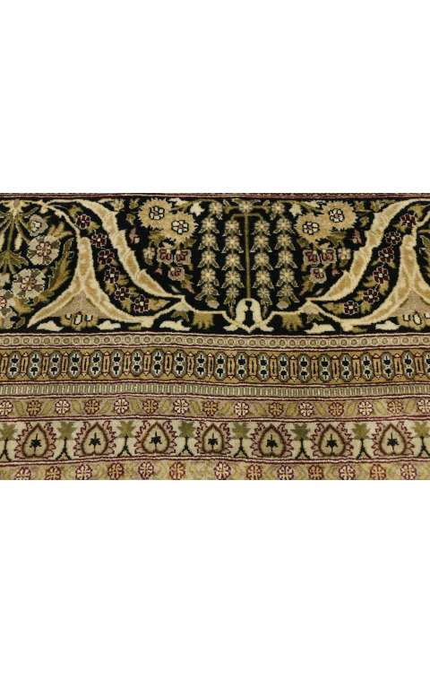 10 x 14 Vintage Pakistani Rug 77250