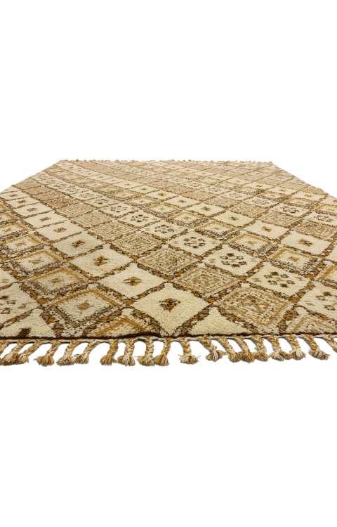 12 x 15 Vintage Moroccan Rug 77252