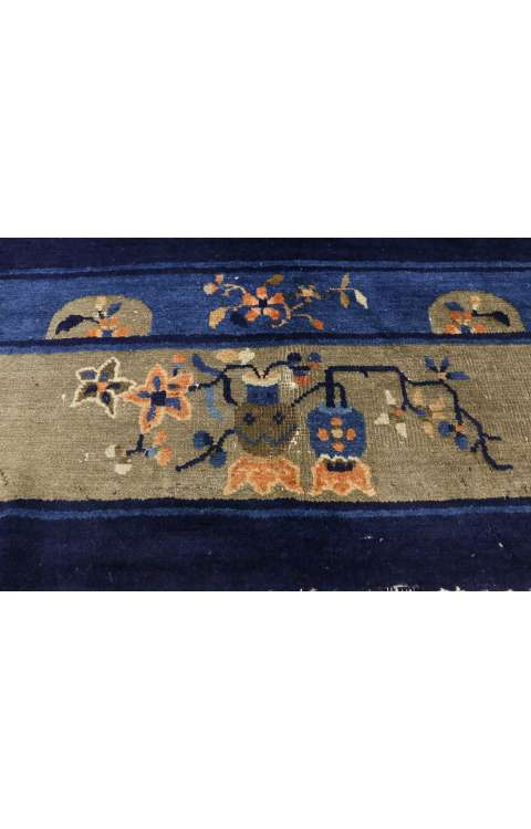 9 x 12 Antique Chinese Rug 77260