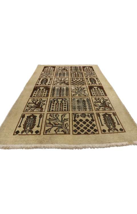 4 x 6 Antique Ferdous Rug 73299