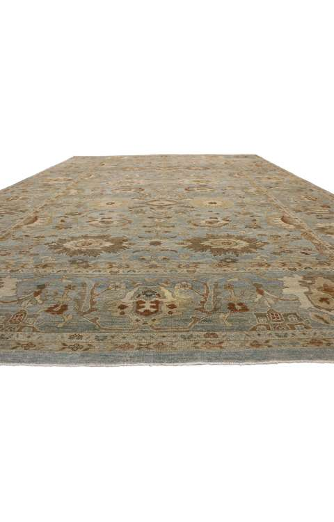14 x 20 Persian Sultanabad Rug 77298