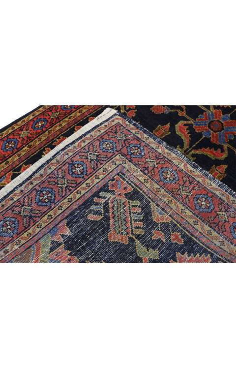 3 x 16 Antique Malayer Rug 77302