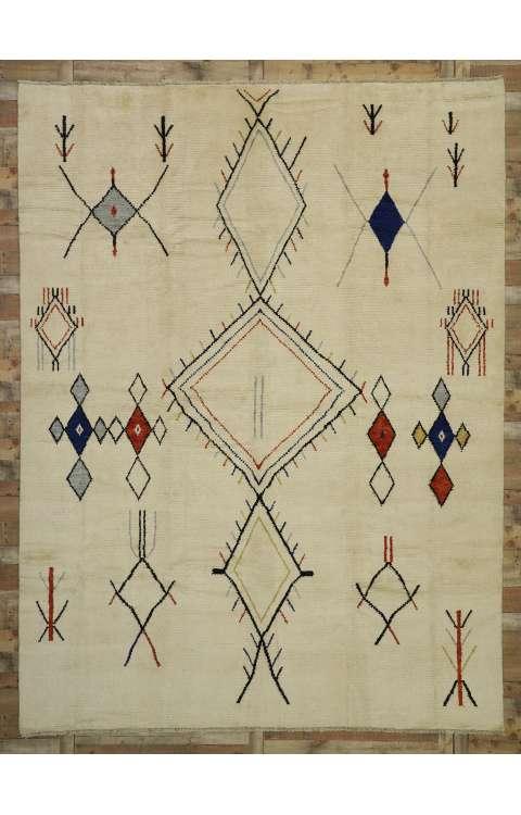 10 x 14 Moroccan Rug 80520
