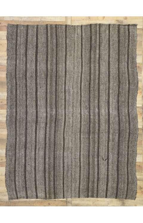 7 x 9 Vintage Turkish Kilim 50898
