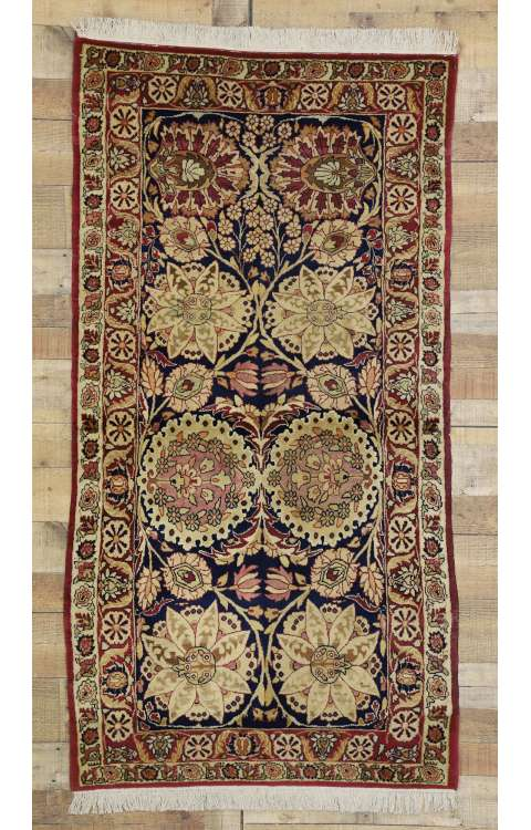 3 x 6 Antique Kermanshah Rug 732853 x 6 Antique Kermanshah Rug 73285