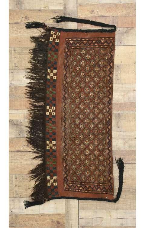 2 x 4 Vintage Afghan Rug 76637