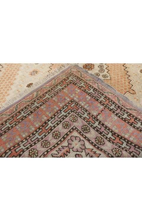 5 x 10 Vintage Khotan Rug 77310