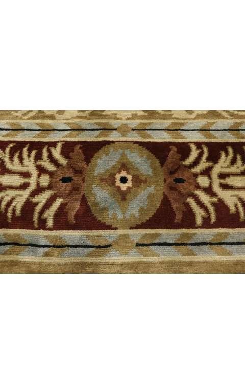10 x 14 Vintage Tibetan Rug 77314