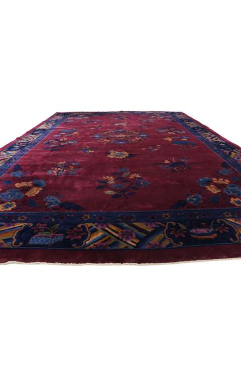 11 x 15 Antique Peking Rug 77337