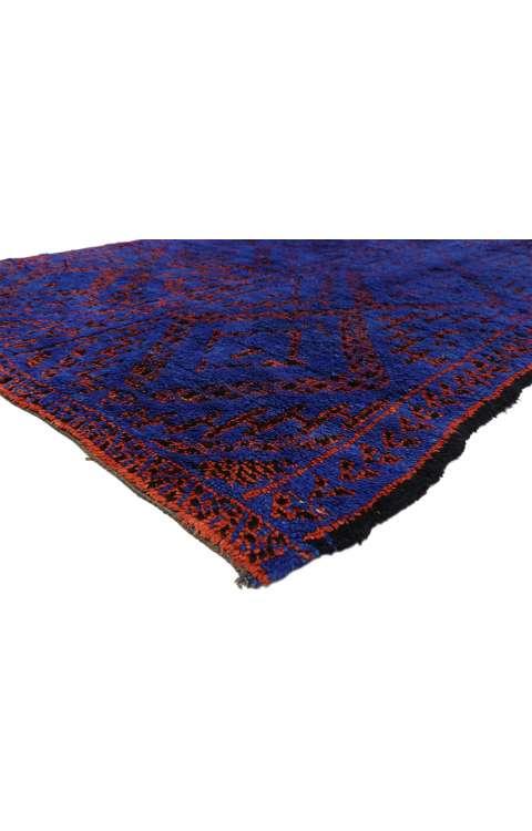 7 x 12 Vintage Moroccan Rug 20902