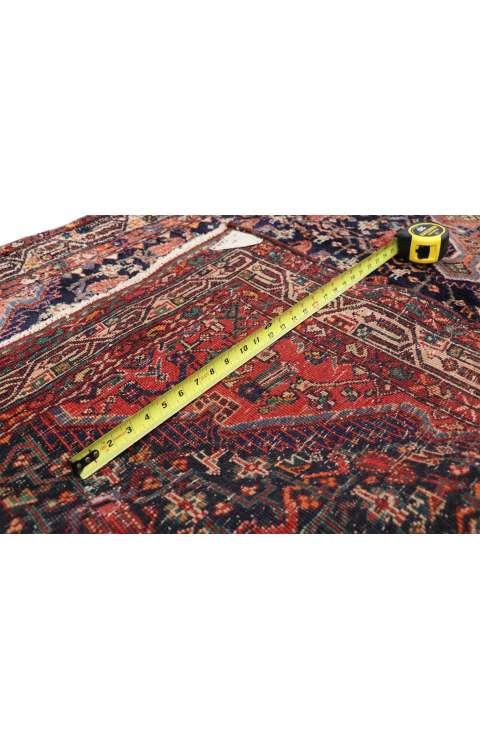 4 x 9 Antique Hamadan Rug 77343