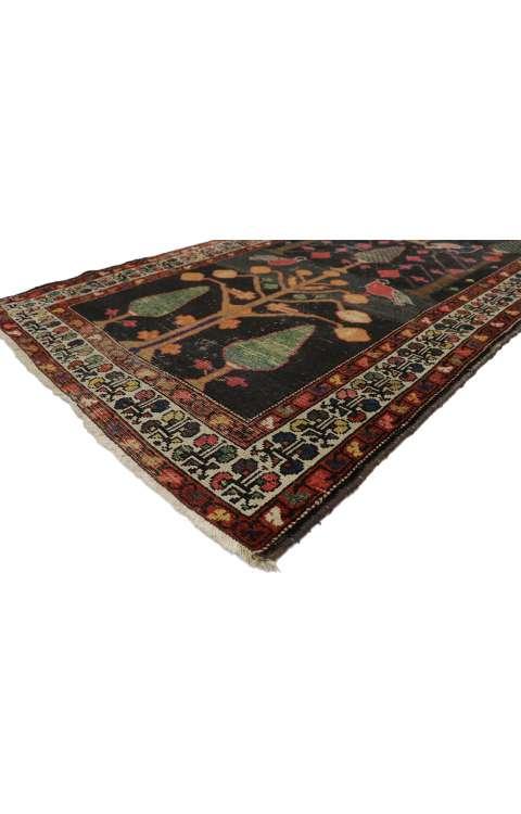 3 x 10 Antique Bakhtiari Rug 77349