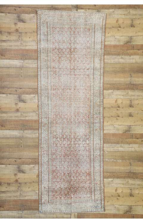 3 x 10 Antique Mahal Rug 52555