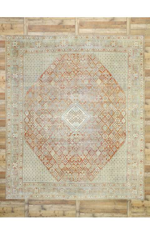 11 x 13 Antique Joshegan Rug 52558