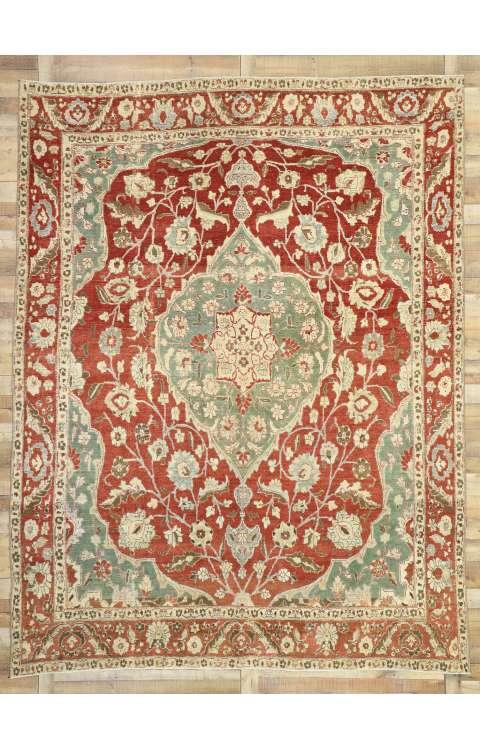 9 x 12 Antique Mahal Rug 52679