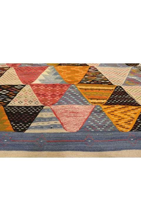 11 x 15 Contemporary Kilim Rug 20912