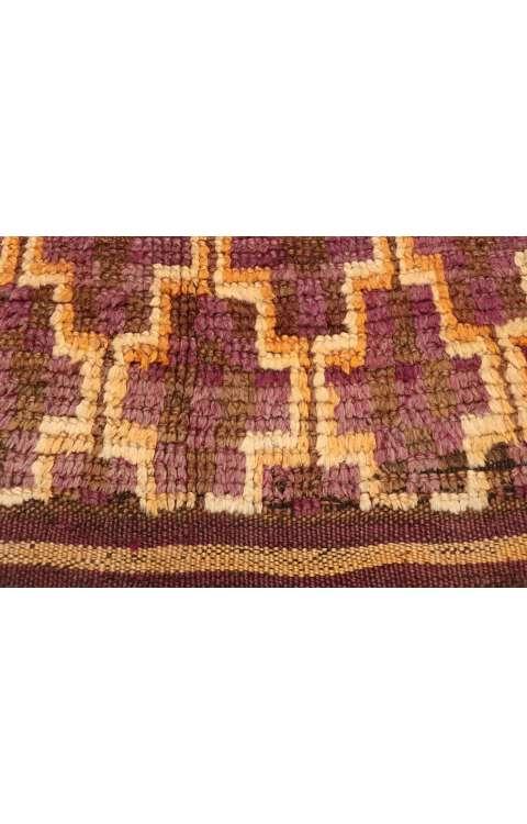6 x 13 Vintage Moroccan Rug 20917