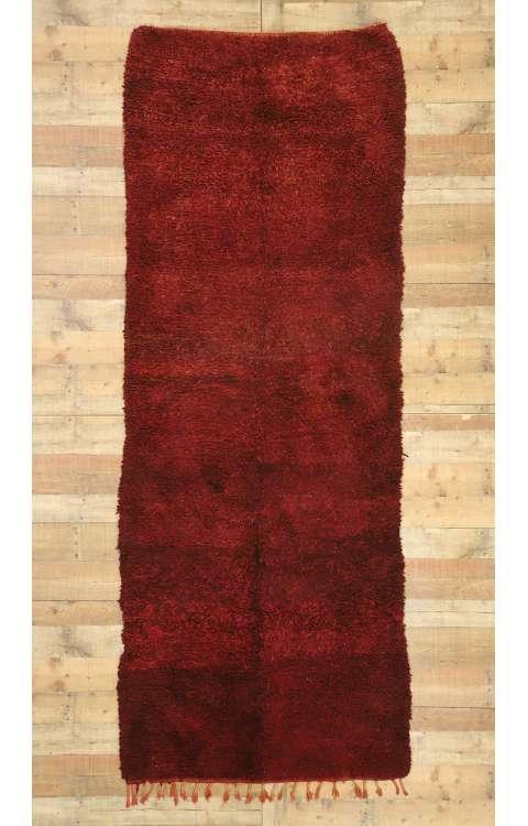 4 x 10 Vintage Moroccan Rug 20914