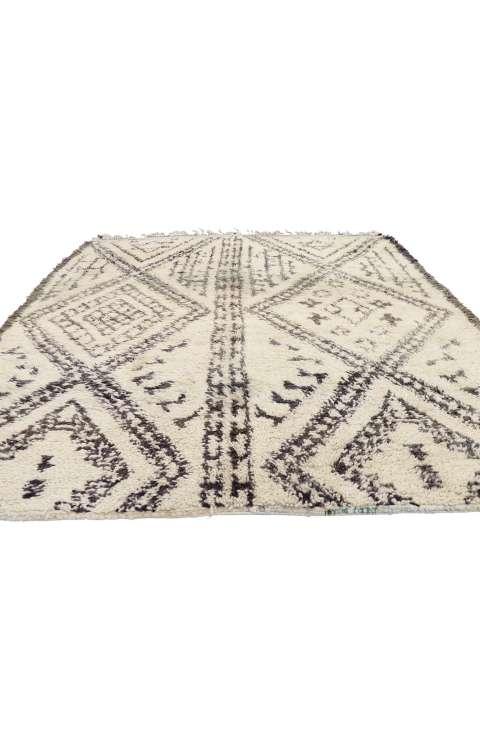 7 x 7 Vintage Moroccan Rug 20978