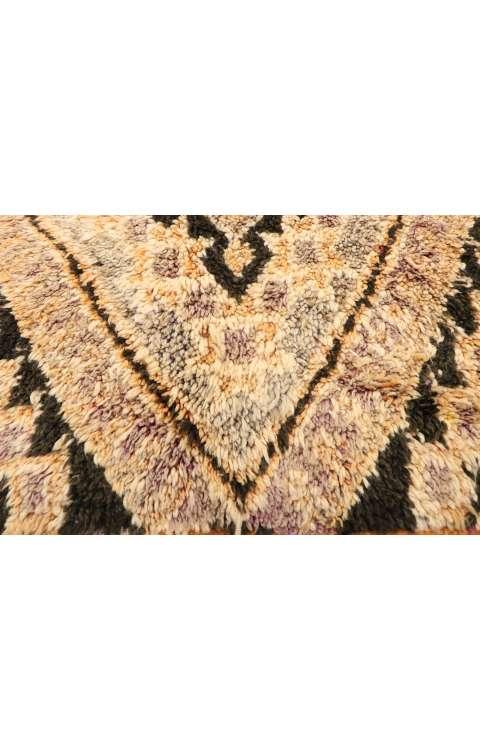 7 x 17 Vintage Moroccan Rug 21022