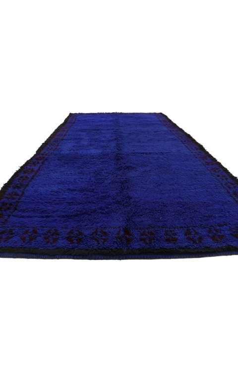 7 x 13 Vintage Moroccan Rug 21061