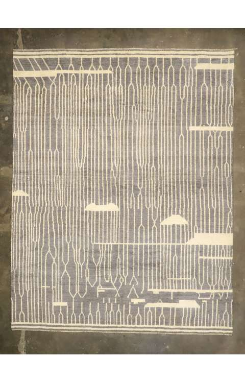 12 x 16 Contemporary Moroccan Rug 80562