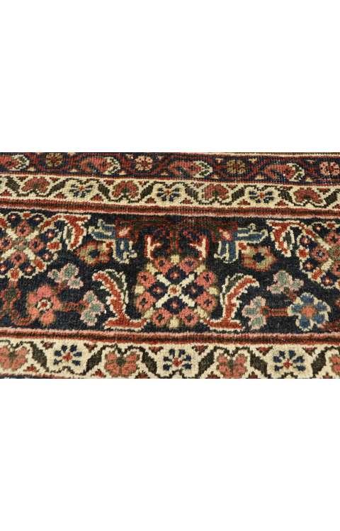 10 x 14 Antique Mahal Rug 73378